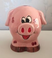 Fun Animal Shaped Children's Money Bank - Pig